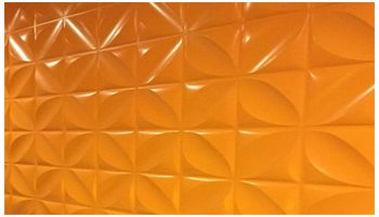3D Wall PVC Flower