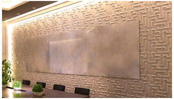 3D Wall PVC Maze