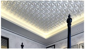 3D Wall PVC Mosaic