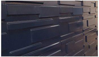 3D Wall PVC Strass