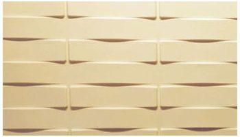 3D Wall PVC Wave 1