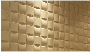 3D Wall PVC Wave 2
